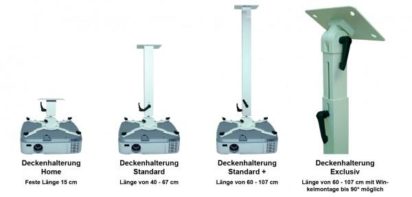 Deckenhalterung Home / Standard / Exclusiv