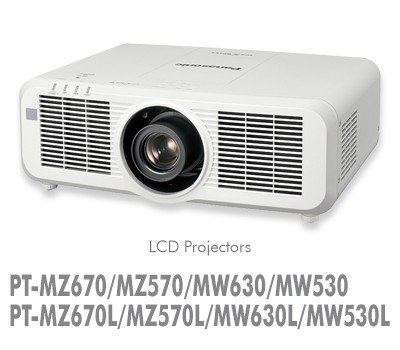 Panasonic PT-MW630L (ohne Optik)